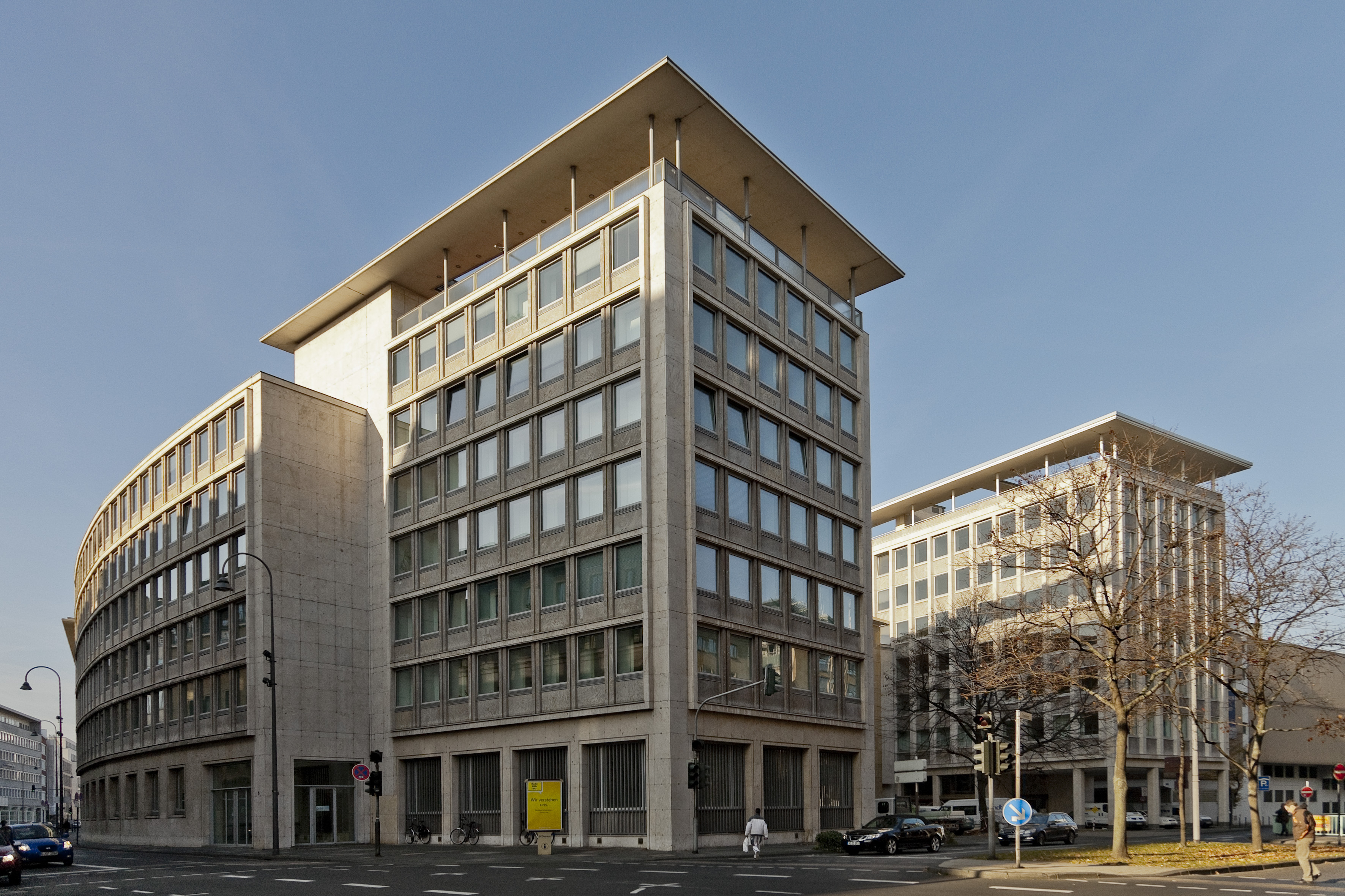 GESIS headquarters in Cologne